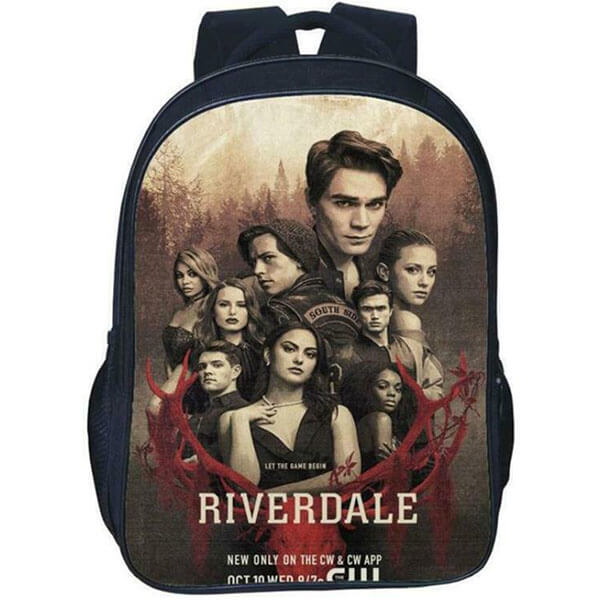 All Characters Riverdale Backpack