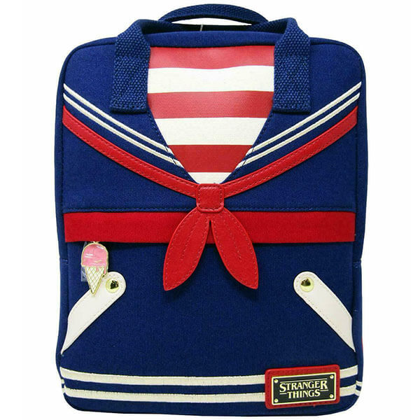 Girls' Scoops Ahoy Uniform Stranger Things Backpack