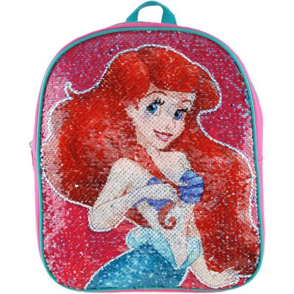 Reverse Sequin Disney Princess Book Bag