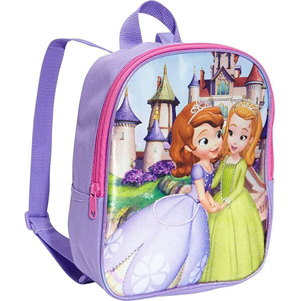 Sofia the First Preschool Bookbag