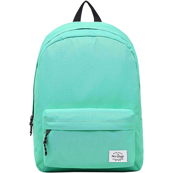 Turquoise Water-Resistant Backpack