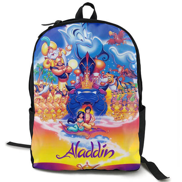 Water-resistant Aladdin Backpack