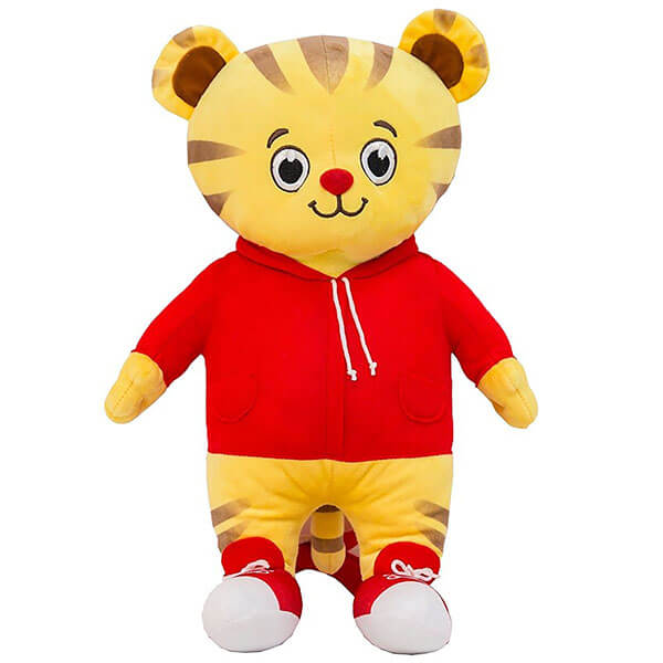 3D Cartoon Daniel Tiger Toy Backpack