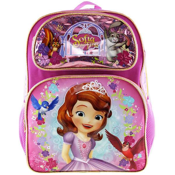 Disney Princess Sofia Large & Sweet Backpack