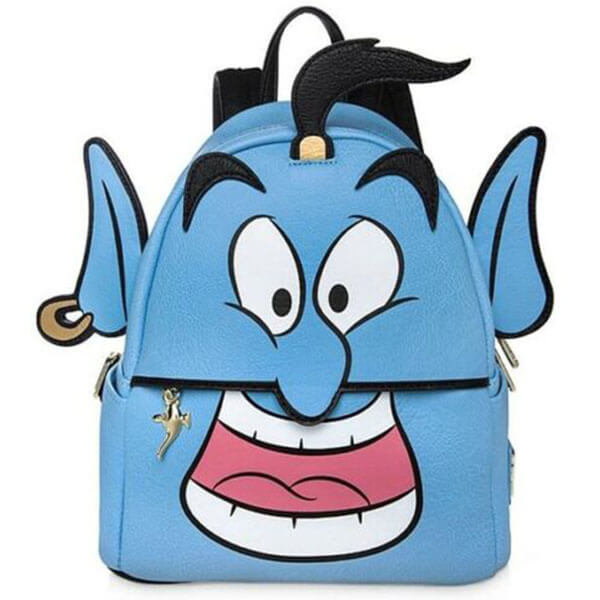 Genie of Aladdin Loungefly Backpack