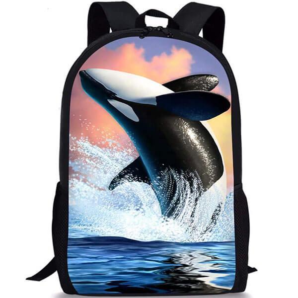 Kid's Ocean Animal Backpack