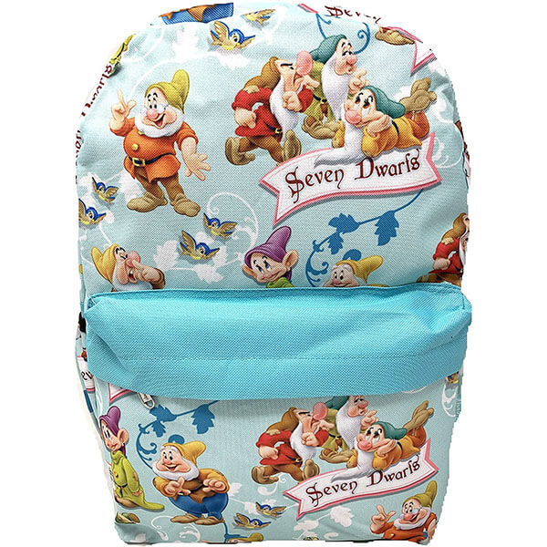 Seven Dwarfs All-over Print Snow White Backpack