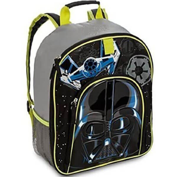 Star Wars Backpack with Vinyl Applique