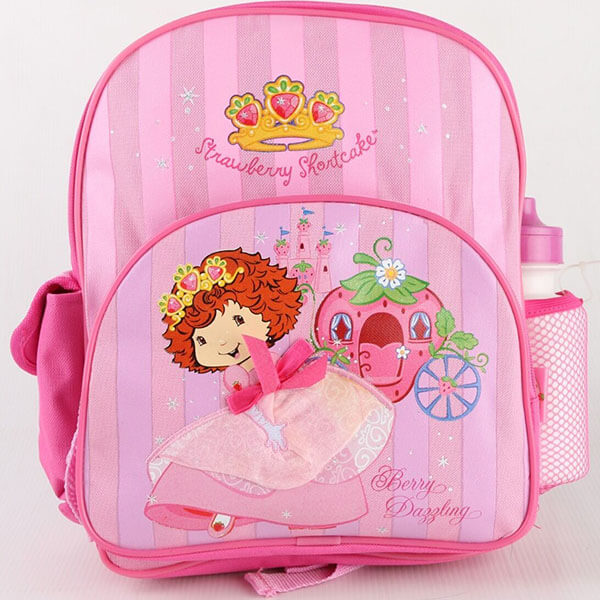 Toddler's Berry Dazzling Backpack
