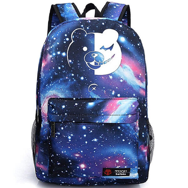 Danganronpa Backpack with Sparking Stars