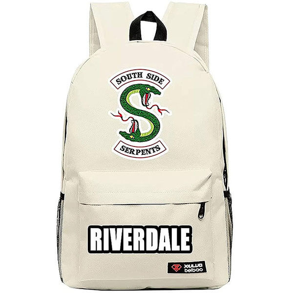 Canvas Riverdale Backpack for Teenager