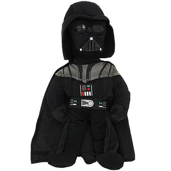 Cartoon Plush Darth Vader Backpack