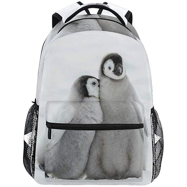 Deluxe Twill Weave Penguin Backpack