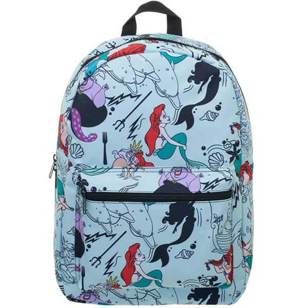 Durable Mermaid Laptop Backpack