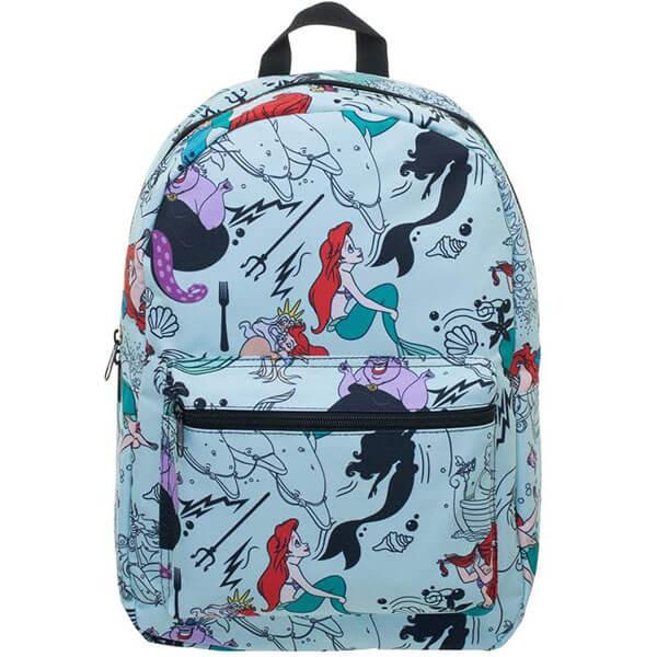 Durable Mermaid Laptop Backpack