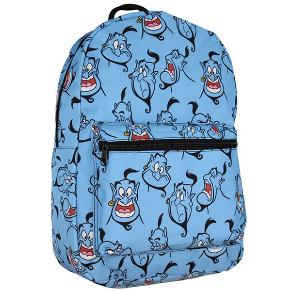 Genie Emoticon Laptop Backpack