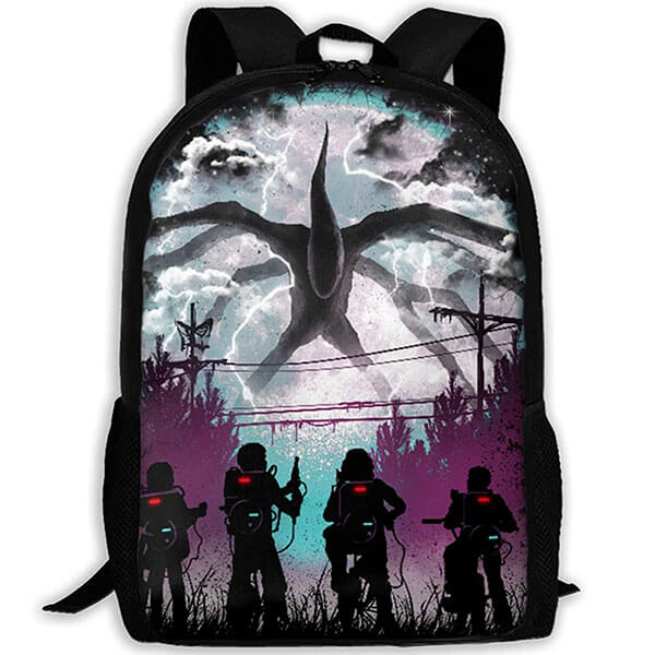 Mind Flayer Stranger Things Backpack