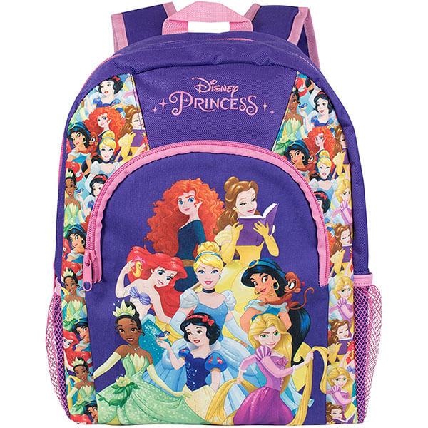 Purple n Pink Princess Snow White Backpack