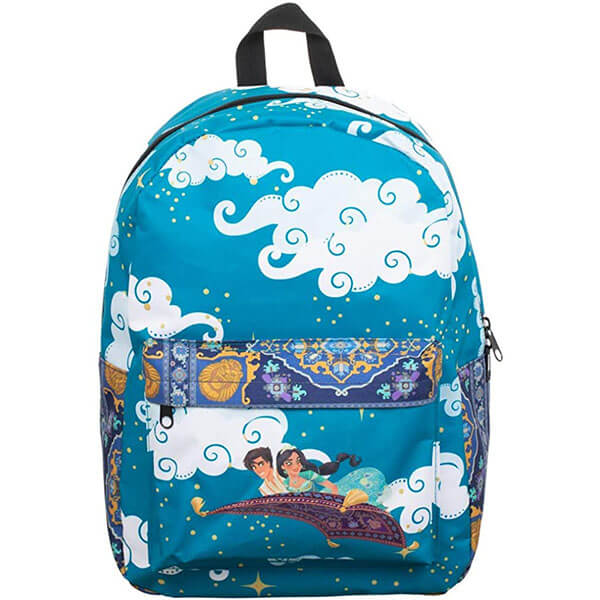 Aladdin & Jasmine in the Clouds Backpack