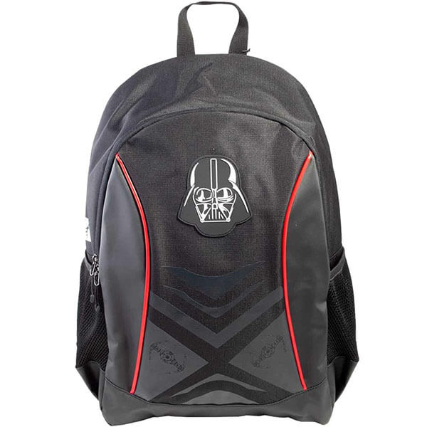 Darth Vader Helmet Logo Backpack
