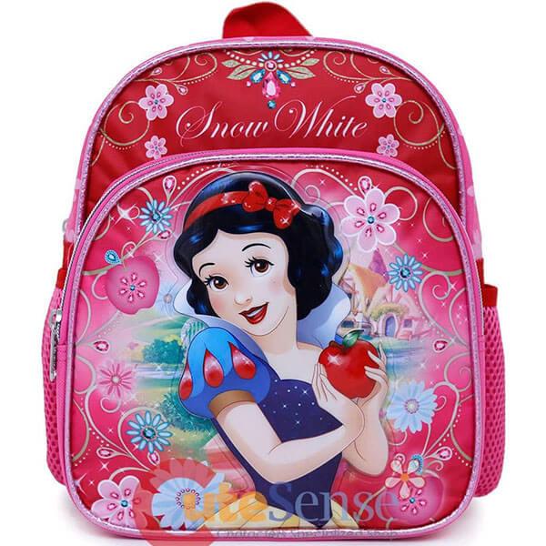 Kindergartners Mini Snow White Backpack