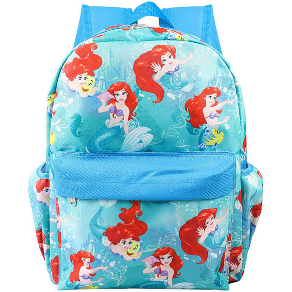 Sky Blue Ariel Backpack for School
