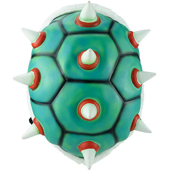 Turtle Style Spike Shell Backpack