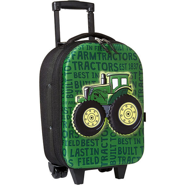 3D molded Rolling Tractor Backpack