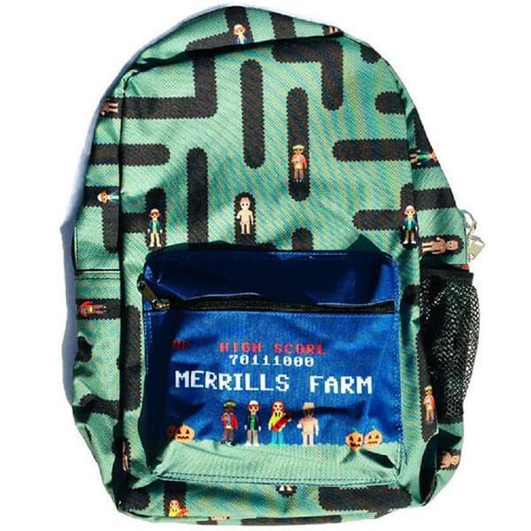 Merrills Farm Stranger Things Backpack