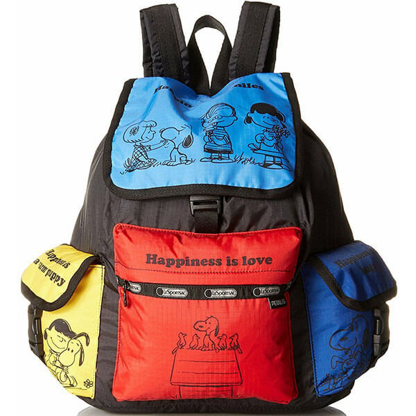 Peanuts Snoopy Voyager Backpack for women