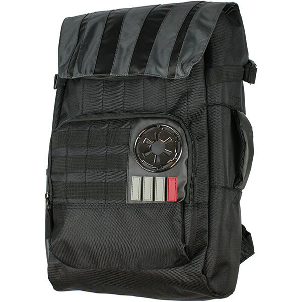 Vader Costume Inspired Backpack