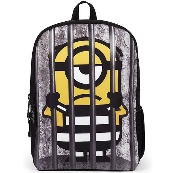 Teenager's Imprisoned Minion Backpack