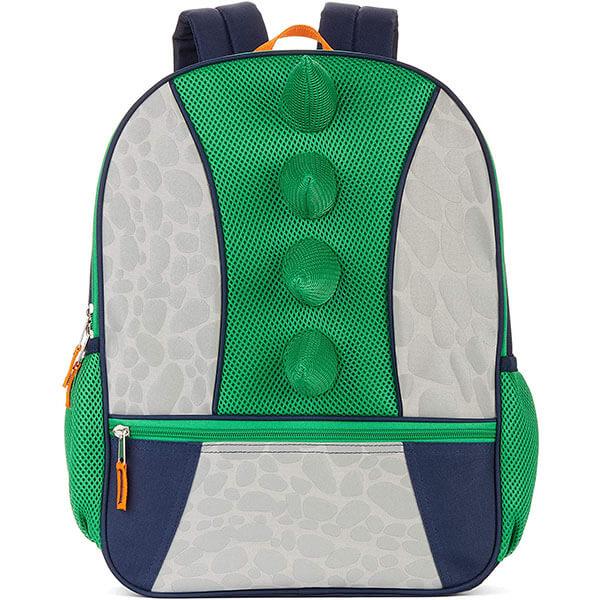 Dino-Mite Green Spike Backpack