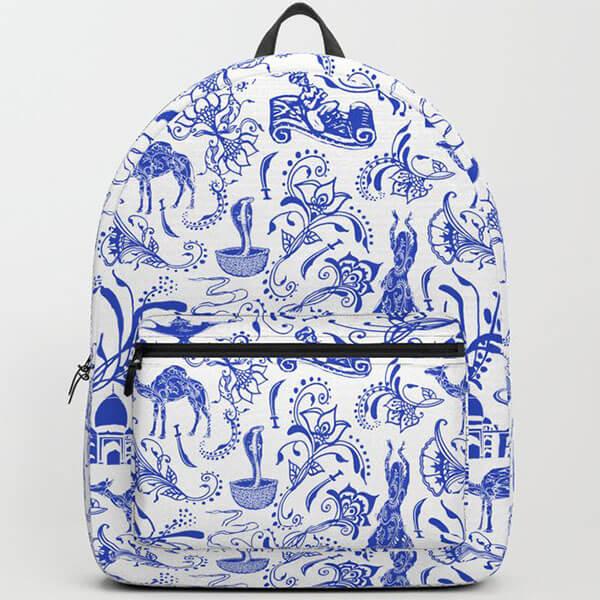 Arabian Nights Disney Backpack
