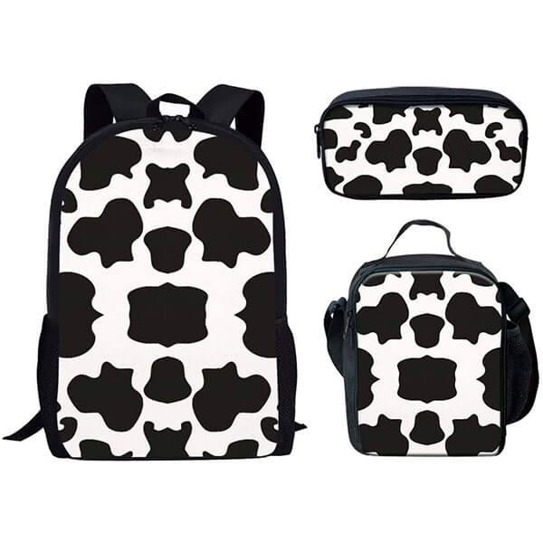 EVA Lining Three-Piece Backpack