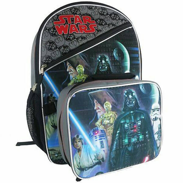 Starwars Character Themed Backpack