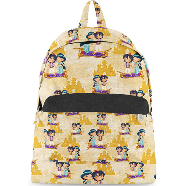 Canvas Disney Inspired Aladdin Backpack