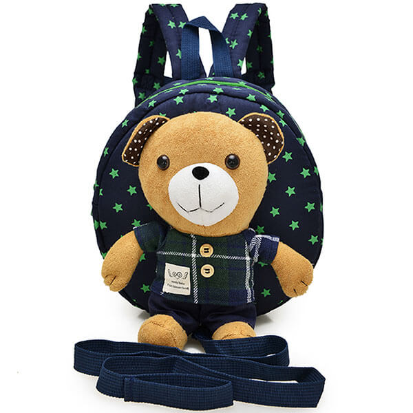 Exclusive Teddy Bear Backpack for Toddlers