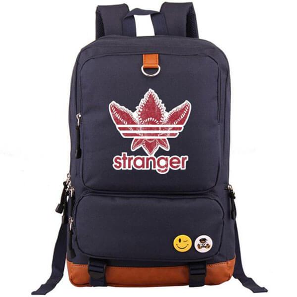Nylon Demogorgon Stranger Things Backpack
