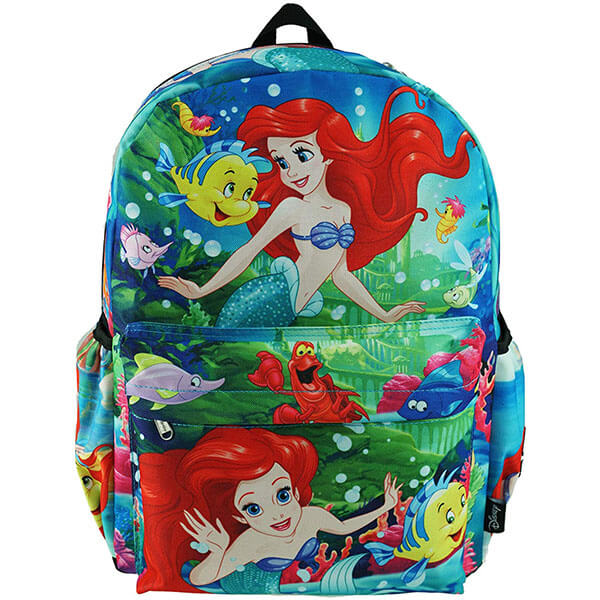 Ariel and Her Friends Laptop Backpack
