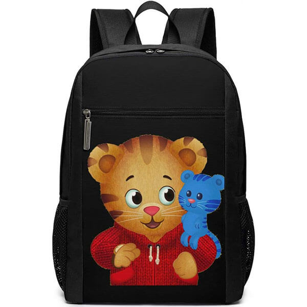 Daniel Tiger with Tigey Backpack