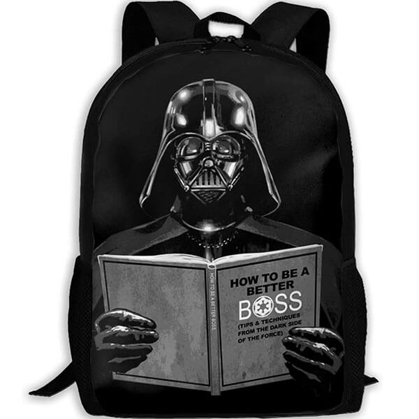 Darth Vader-a Better Boss Backpack