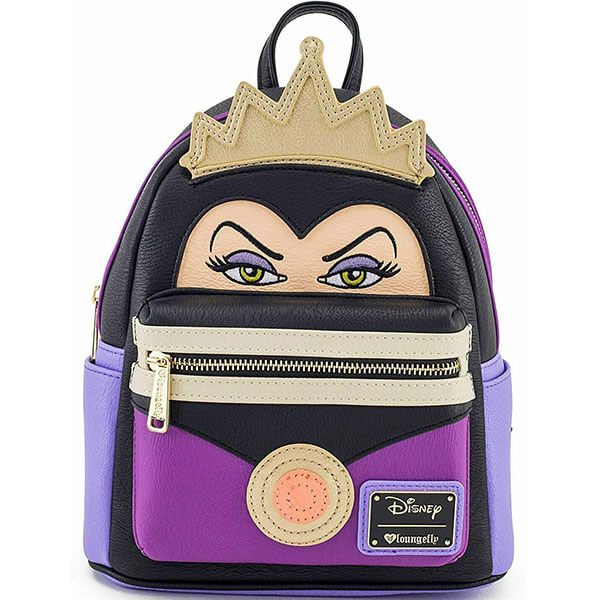 Loungefly Snow White Evil Eyes Mini Backpack
