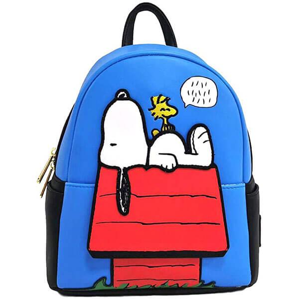 Peanuts Snoopy Women Mini Backpack