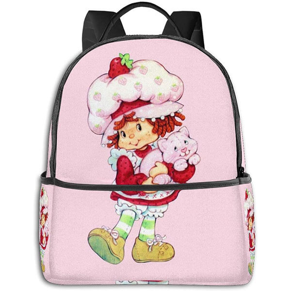 Strawberry Shortcake and Custard Backpack