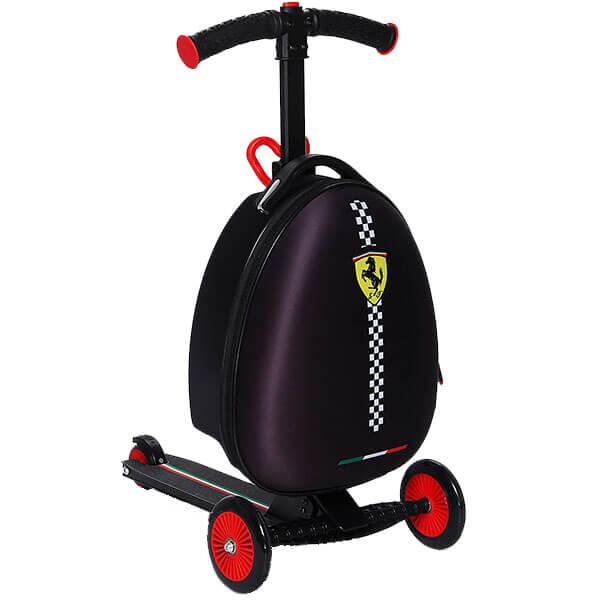 Ferrari Design Scooter Backpack
