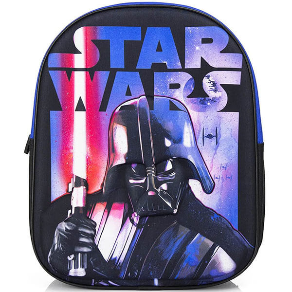 Darth Vader Holding the Lightsaber Book Bag