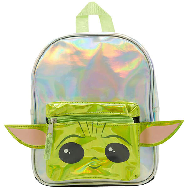 Green Yoda Backpack with Carbine