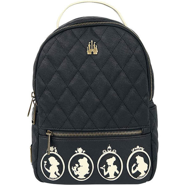 Loungefly Snow White Quilted Backpack