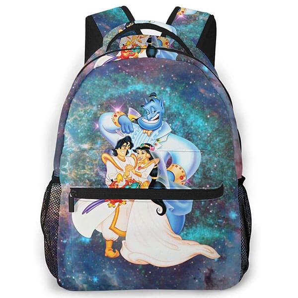 Married Couple Aladdin & Jasmine Backpack